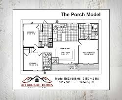 porch floor plan porch model floor plan features affordable homes of crestview