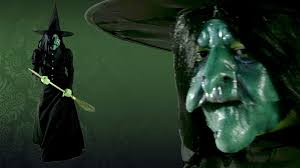 wicked witch mask for halloween youtube