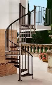 nice and appealing wrought iron spiral staircase davinong com sencillo escaleras pinterest metal fences