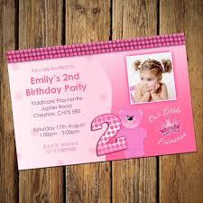 2nd birthday invitation cards gallery invitation design ideas