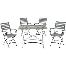 Conversing Dining Table Hampton Bay Oak Cliff 5 Piece Metal Outdoor Dining Set With Chili