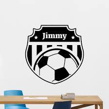 model rocket ship 3 rocketry hobby launch engine fins vinyl custom name soccer wall decal personalized vinyl sticker football mural 60nnn