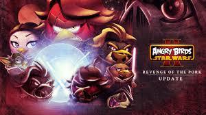 star wars l shade angry birds star wars ii revenge of the pork gameplay trailer
