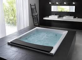 bathroom gray marbled floor brown bathroom vanities white