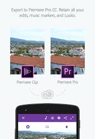 media clip pro apk adobe premiere clip android apps on play