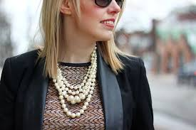 pearl necklace styles images Style guide how to wear pearl jewelry fab fashion fix jpg