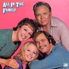 cast all in the family vinyl lp album at discogs