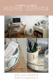 why and how to make space for a small home office