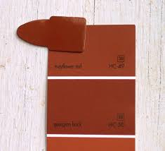 red wash color matching and texture thickness specifications
