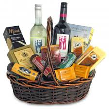 Wine And Cheese Basket Fruit And Gourmet Baskets Cleves Oh Florist Nature Nook Florist