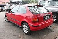 1996 honda civic hatchback cx honda civic sixth generation