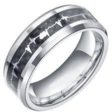 titanium mens wedding bands pros and cons wedding rings cobalt metal rings cobalt chrome mens wedding