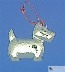104 best scottish terrier ornaments images on