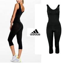 adidas one jumpsuit adidas performance climalite all in one sleeveless jumpsuit