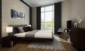 Contemporary Master Bedroom Livspace Com