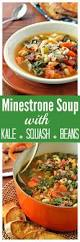 ina garten butternut squash soup minestrone soup with butternut squash kale bacon and parmesan