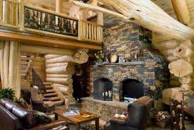 log homes interior pictures interior design log homes plan for home decorating style 15 with