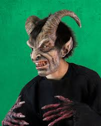 Krampus Costume Krampus Halloween Mask Zagone Studios