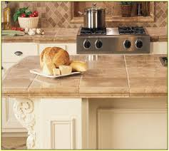 tile kitchen countertops ideas everything is new again tile countertops then and now tile