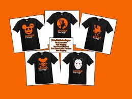 Disney Halloween Tee Shirts by Disney Halloween Shirts Disney Halloween Family Shirt Free