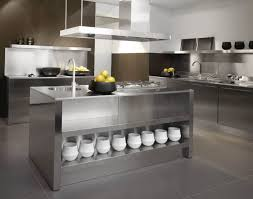 Stainless Steel Kitchen Table Top Stainless Steel Kitchen Tables Used Home Design Ideas