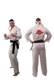 karate kid costume karate kid costume costumes i 80s
