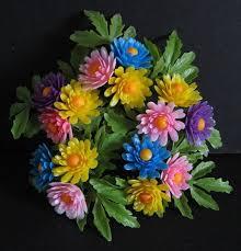 plastic flowers 10 best big ole vintage plastic flowers images on