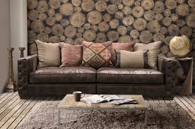 Pillow Back Sofas by Home Design Cool Maxwell Leather Sofas