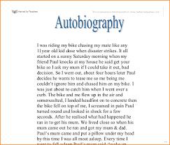 resume for student teachers exles of autobiographies student autobiography famous icon sle for high exle
