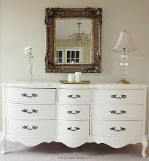 White Desk With Drawers On Both Sides by Livelovediy Painting The Inside Of Dresser Drawers A Mini Makeover
