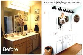 diy budget bathroom renovation reveal interior design inspirations