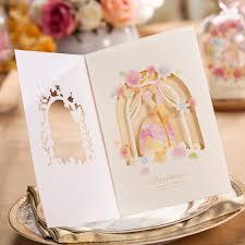 Engagement Invitations Card Aliexpress Com Buy 100pcs Laser Cut Wedding Invitations Cards