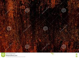 halloween scary background dark old scary rusty rough golden and copper metal surface texture