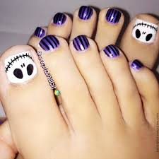 14 pedicure nail designs for halloween u2013 top new easy home