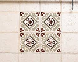 Vinyl Wall Tiles For Kitchen - tile decals etsy