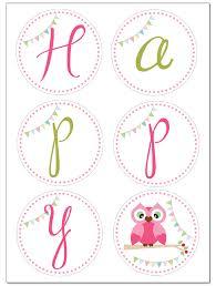 printable birthday decorations free free printable birthday banner template tire driveeasy co