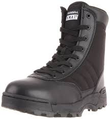 womens swat boots canada original s w a t s 9 side zip work boot amazon ca