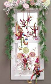 christmas window decorations christmas window ledge decorations how to create christmas