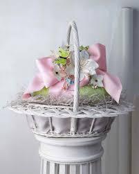 Easter Home Decorating Ideas by Martha U0027s Stunning Easter Basket Creations Martha Stewart