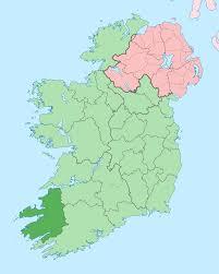 Map Ireland County Kerry Wikipedia