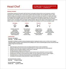 asian chef cover letter