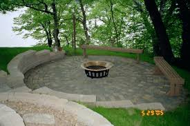Pictures Of Pavers For Patio Patio Ideas Outdoor Stone Patio Grout Paver Patio With Firepit