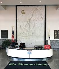 this gigantic marble map of new england needs a new home