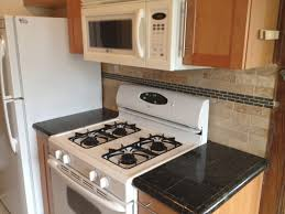 Home Depot Kitchen Backsplash by Kitchen Backsplash Behind Stove Stainless Steel Backsplash