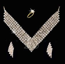 diamond set buy designer wear party wear american diamond set online best