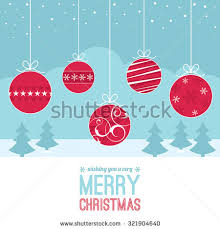 2 christmas baubles snowflakes stock vector 218271541 shutterstock