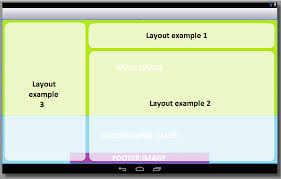 layouts for android android xml layout as a background stack overflow