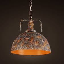 Orange Pendant Light Fashion Style Pendant Lights Orange Industrial Lighting