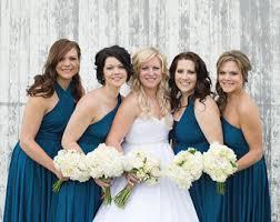 teal bridesmaid dresses bridesmaid dresses etsy