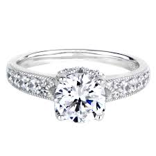 cz engagement ring shantae s 2 ct butterfly setting cz engagement ring
